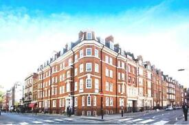 3 bedroom flat in New Cavendish Street, London W1W