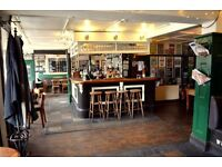 Full time sous chef position for independent Bristol pub