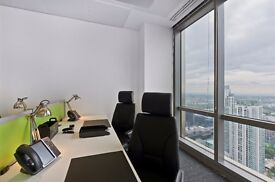► ► Canary Wharf ◄ ◄ Bank Street – high quality OFFICE SPACE to rent - ideal for 1-20 people