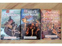Myths and Legends 3 Book Sset