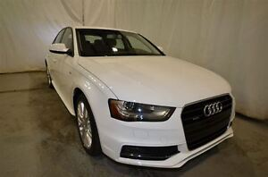 2015 Audi A4 All Wheel Drive No Accidents S line Package
