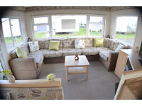 3 Bedroom Caravan For Sale Southerness-Dumfries-Pet Friendly-Near Carlisle-Ayr-Newcastle and Glasgow
