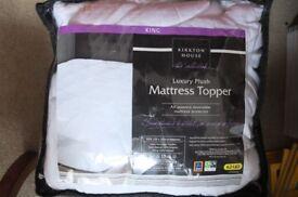 Kingsize Mattress Luxury Protector