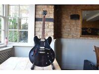 2013 Gibson ES-335 Custom Shop, original case.