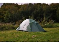 Terra Nova Superlite Quasar Tent, 2 person, 4 season, backpacking, green