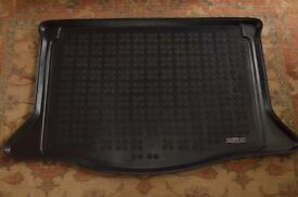 Honda Jazz high quality rubber/plastic boot mat