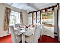 BED AND BREAKFAST IN A SECLUDED, QUIET AREA OVERLOOKING NEWTOWN, POWYS