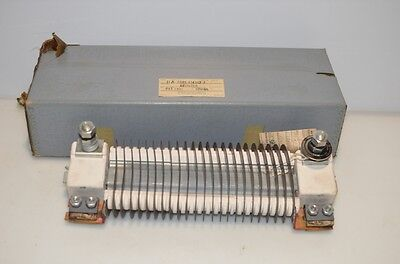 OLD NEW STOCK FROM 1951 GENERAL ELECTRIC RESISTOR TYPE 17EW