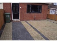 PROFESSIONAL LANDSCAPING: DRIVEWAY, DECKING, TURFING, PATIO, FENCING ,PAVING .