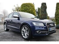 Massive Spec SQ5 - Pan Roof, Adaptive Cruise, Active Lane Assist, Bang & Olufsen Sounds