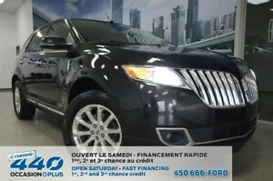 2015 Lincoln MKX | 3.7L, CUIR, TOIT PANO, NAVIGATION