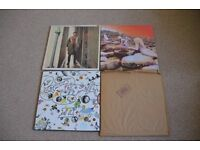 4x Original Classic Albums Led Zeppelin and The Who