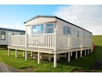 Caravan For Sale Free Decking, Site Fees From ONLY £1499, Southerness Holiday Park, South Scotland