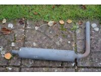 """Stationary engine exhaust 1 ¼"""" or 32 mm diameter 21"""" long VGC"""