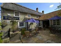 Front of House staff required for busy country pub & restaurant near Shaftesbury