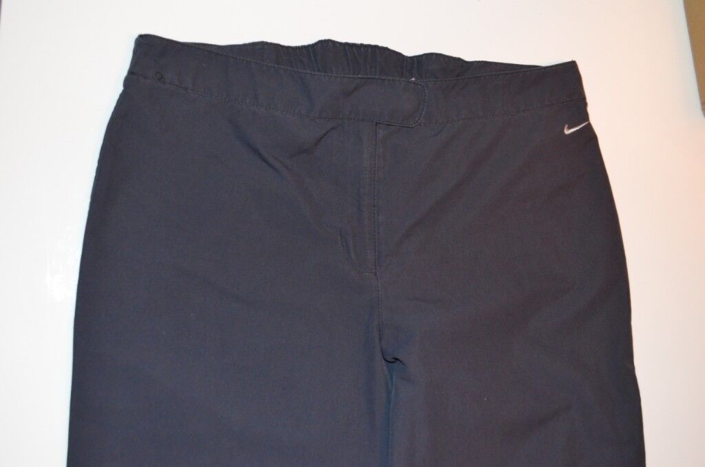 68bd910d9faf Black Nike Dry Fit Tracksuit Bottoms - Size Small