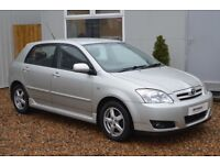 2004 Toyota Corolla 1.4 T3 5 door ** Sept 18 Mot**