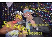 Open Photo Booth bring some fun to your event with Fun Photos