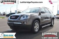 2008 GMC Acadia DVD, POWER EVERYTHING, TOW PACKAGE, REMOTE START