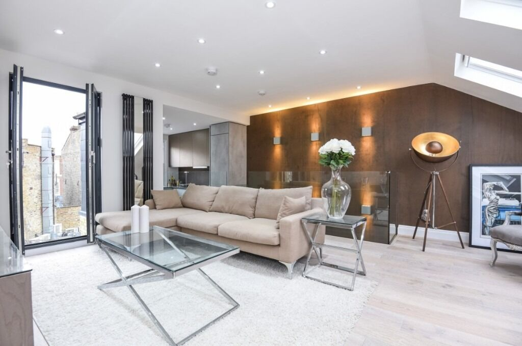 A beautiful two bedroom flat, situated on the top floor of a period conversion, Homestead Road, SW6