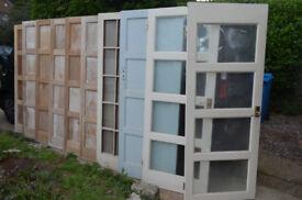 10x internal doors. 30''/762mm