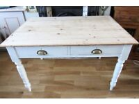 GPO 1910 - 1920 Desk - Table Solid Wood.