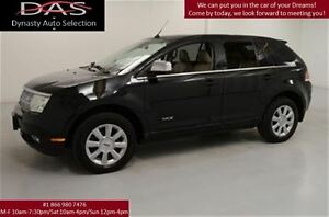 2010 Lincoln MKX AWD PREMIUM PKG LEATHER