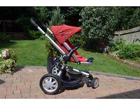 Red Quinny Stroller - £70