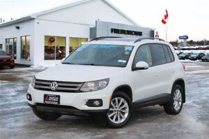 2014 Volkswagen Tiguan COMFORTLINE | AWD | HEATED LEATHER | SUNR