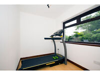 Livestrong treadmill. LS7.9T Perfect working order. Collection only please.