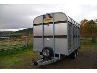 Bateson 60LT stock trailer