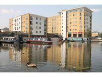 Immediately available beautiful 1 bedroom apartment with Canal view in Grand Union Village Northolt