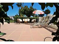 RENT 2 GRAND FLOOR HOLIDAY APARTMENTS SLEEPS 8-9 NEXT EACH OTHER MARBELLA ALL YEAR BOOKINGS