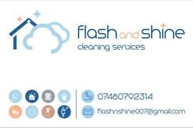Flash and Shine Cleaning Services