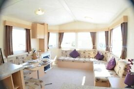 Beautiful Family Caravan - SITE FEES INCLUDED UNTIL 2018 - FREE GAMES CONSOLE or BBQ GRILL
