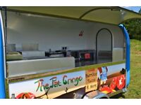Catering Food Trailer - CaterPod Mobile Food Trailer For Sale Used Twice - priced to clear ...
