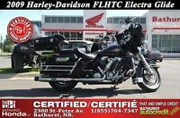 2009 Harley-Davidson FLHTC Electra Glide Classic Kenwood Sound s