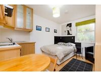 -self contained studios available immediately on Finchley road, includes most bills!!!