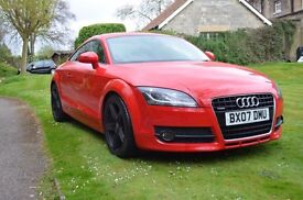 2007 AUDI TT 3.2 QUATTRO COUPE - FULL SERVICE HISTORY - STUNNING CAR