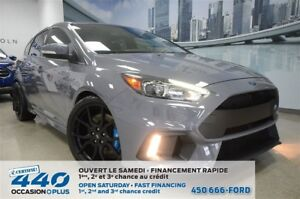 2017 Ford Focus RS AWD, 350 HP, REMUS EXHAUST, ENTRETIEN FORD, T