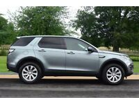 Landrover Discovery Sport 2.2 Se Tech ( Landrover Approved)