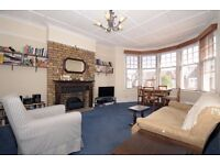 A spacious two double bedroom, split level converted flat occupying the first and second floors