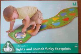 Footprints funky elc sounds