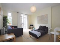 Bryan House - A spacious two double bedroom split level maisonette to rent with balcony and parking