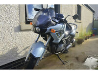 BMW F650cs Scarver excellent condition
