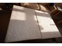 Double bed box for free