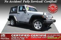 2010 Jeep Wrangler Sport No Accident! Fully Serviced! Certified!