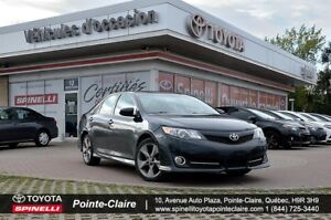 2014 Toyota Camry SE 4 CYL TOUT ÉQUIPÉ!!!! MAGS ROOF LEATHER+GPS
