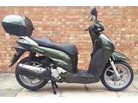 Honda SH 300, Superb condition with full service history
