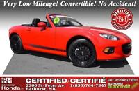 2013 Mazda MX-5 GX Got to See and Try! Very Low Mileage! Convert
